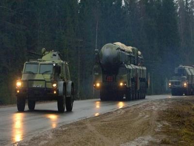 Nga phóng thử tên lửa đạn đạo liên lục địa mới