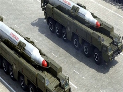 Triều Tiên đưa bệ phóng tên lửa tới bờ biển phía đông