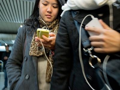 Cách mạng mua sắm điện tử Trung Quốc đến từ smartphone và truyền thông xã hội