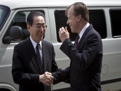 Mỹ và Trung Quốc hội đàm về vấn đề Bắc Triều Tiên