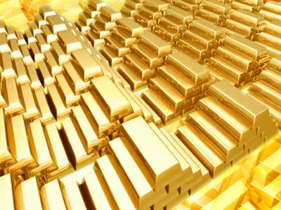 Giá vàng giảm mạnh nhất trong 16 tuần