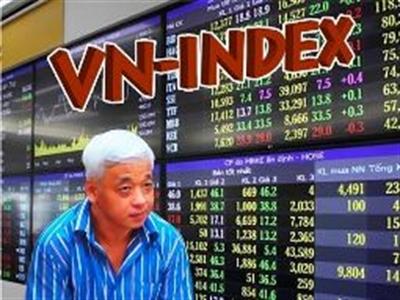 Thị trường lao dốc vì bầu Kiên?