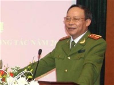 Bộ Công an đề cử người thay Tướng Ngọ