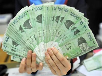 Nợ Hàn Quốc được