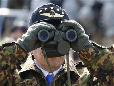 Nhật Bản triển khai quân gần đảo tranh chấp với Trung Quốc