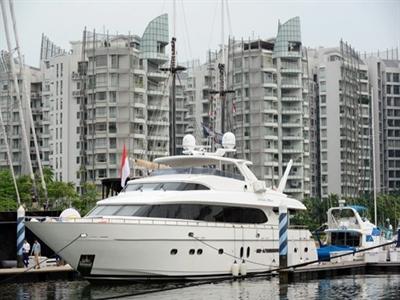 Singapore Yacht Show - khi người giàu đi chợ mua du thuyền