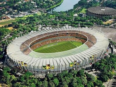 SVĐ tổ chức World Cup tại Brazil vẫn còn ngổn ngang