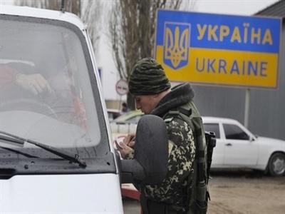 Ukraine cấm nam công dân Nga nhập cảnh