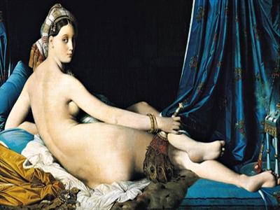 8 phụ nữ khỏa thân trong nghệ thuật đẹp nhất mọi thời đại