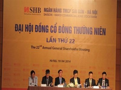 ĐHCĐ SHB: Bầu bổ sung người của T&T vào Hội đồng Quản trị