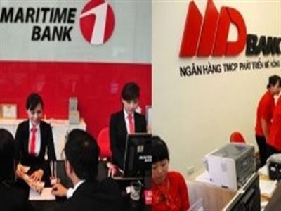 Maritime Bank sau sáp nhập sẽ vào top 5 ngân hàng có vốn điều lệ lớn nhất Việt Nam
