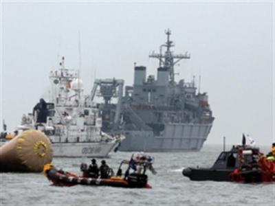 Hơn 10 thi thể vừa được tìm thấy bên trong phà Sewol bị đắm