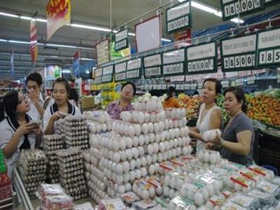 CPI TP.HCM tháng 4 giảm 0,04%