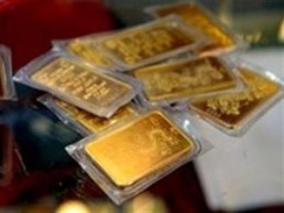 Giá vàng giảm nhẹ về 35,38 triệu đồng/lượng