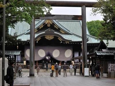 146 nghị sỹ Nhật đến thăm đền Yasukuni