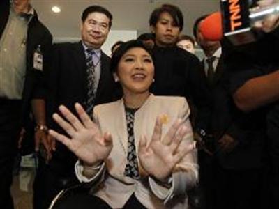 Thái Lan bất ổn trước ngày quyết định số phận chính trị nữ thủ tướng