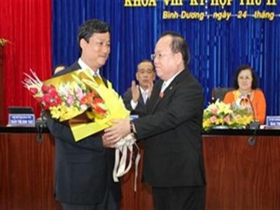 Ông Võ Văn Minh làm Phó Chủ tịch UBND tỉnh Bình Dương