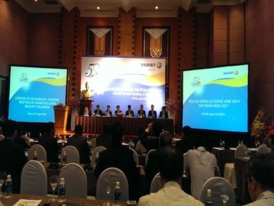 Trực tuyến ĐHĐCĐ Bảo Việt: Sẽ giảm tỷ lệ sở hữu Nhà nước tại Bảo Việt