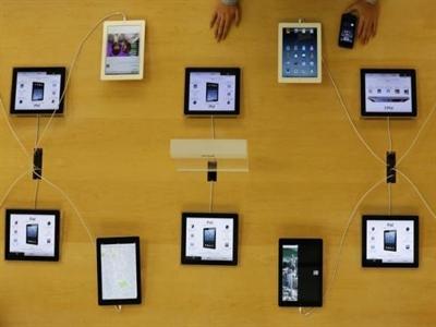 Apple đạt doanh thu, lợi nhuận vượt dự báo