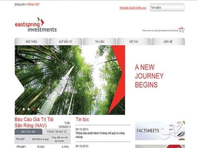 Quản lý quỹ Eastspring Investments công bố kết quả quý I/2014