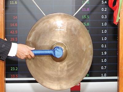 Thị trường chứng khoán lấy lại vị thế kênh dẫn vốn