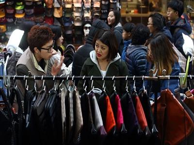 Kinh tế Hàn Quốc tăng nhanh nhất 3 năm nhờ xuất khẩu