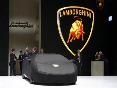 Lamborghini mở showroom đầu tiên tại Hà Nội
