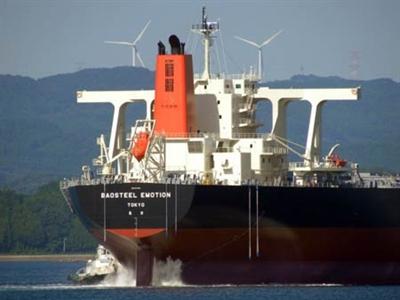 Trung Quốc thả tự do cho tàu chở hàng Nhật Bản