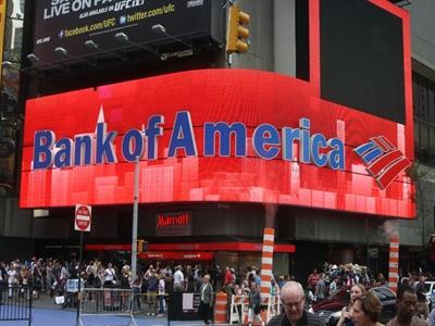 Bank of America đối mặt án phạt 13 tỷ USD