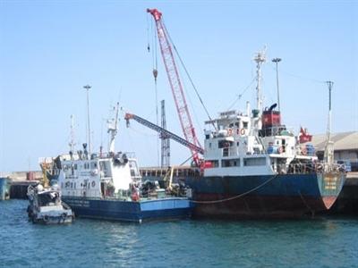 Cảng Vũng Áng quá tải