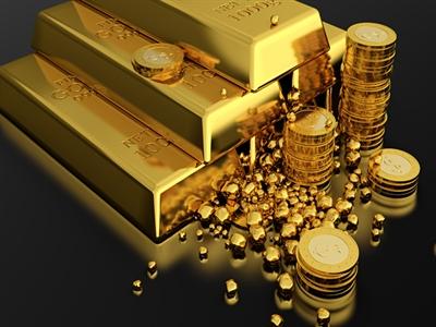 Giá vàng lên gần 1.300 USD/ounce trước lo ngại về Ukraine