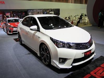 Những mẫu xe nổi bật tại Bangkok Auto Show 2014