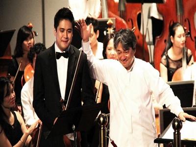 Hòa nhạc mừng chiến thắng Điện Biên Phủ
