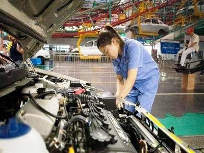Lợi nhuận công nghiệp quý I của Trung Quốc tăng 10,1%