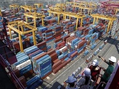 Xuất khẩu châu Á đang suy giảm