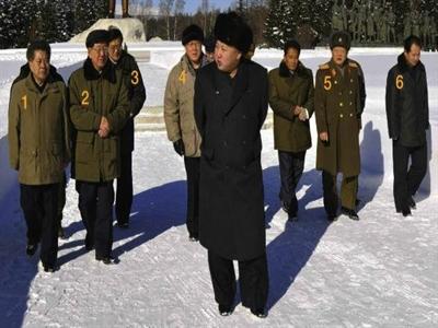 Cố vấn lãnh đạo Kim Jong-Un được phong phó nguyên soái