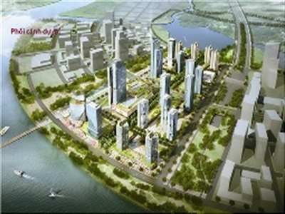 Lotte chuẩn bị đầu tư khu phức hợp 2 tỉ USD tại TP.HCM