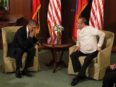 Mỹ - Philippines ký hiệp định an ninh 10 năm