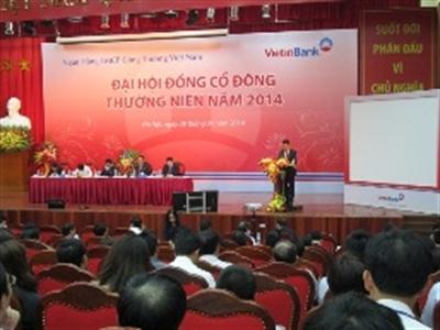 ĐHCĐ Vietinbank đề cử: Ông Nguyễn Văn Thắng là tân chủ tịch, ông Lê Đức Thọ là TGĐ