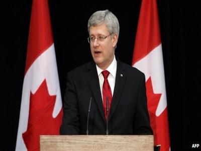 Canada áp lệnh trừng phạt mới với Nga