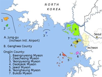 Hôm nay Triều Tiên tập trận bắn đạn thật trên biển