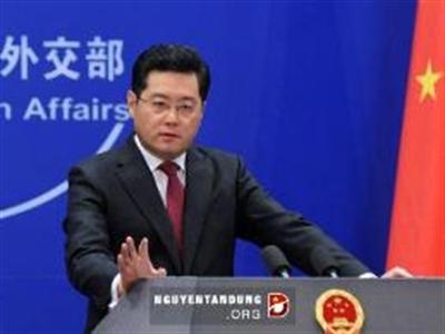 Nhật trừng phạt bổ sung với Nga, Trung Quốc lên tiếng