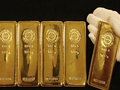 Giá vàng tăng trước cuộc họp của Fed và lo ngại khủng hoảng Ukraine