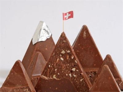 Sô cô la Thụy Sĩ - Cuộc lột xác của hạt đậu đắng