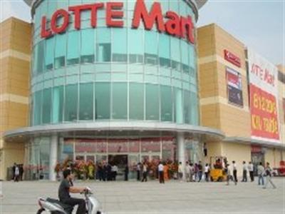 Lotte Mart thâm nhập sâu vào thị trường Việt Nam