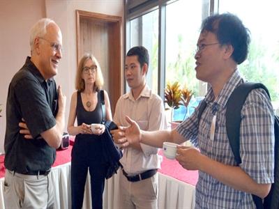 GS Đàm Thanh Sơn được bầu vào Viện Hàn lâm khoa học Mỹ