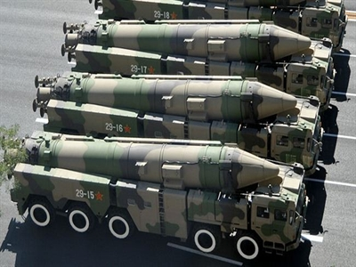 Các nước Trung Đông đang chạy đua tên lửa