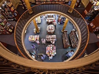 Những tiệm sách đẹp nhất thế giới