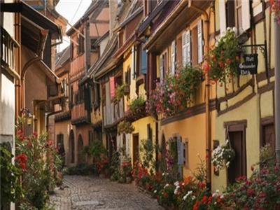 Những cổ trấn lãng mạn nhất châu Âu
