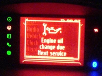 Những cảnh báo cho người sử dụng xe hơi